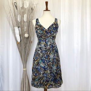 {Anthropologie} Moulinette Soeurs Silk Dress